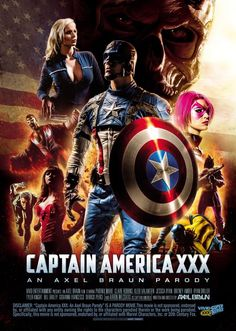 Porn film online Captain America XXX: An Axel Braun Parody of category Feature Films, watch free on en. Film X, Film Movie, Captain Marvel, Captain America, Marvel Vs, Marvel Comics, Wonder Woman Film, X Movies, Movies Online