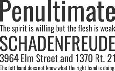 popular now as tall and narrow headline font, free to use, good for web