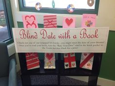 Young Adult readers are invited to go on a Blind Date with a Book at the Southeast Branch Library.