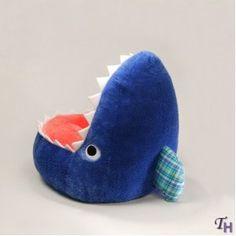 Chomper Chair by Gund: @Ondine Robles Here you go : )   #Kids #Shark_Chair #Chair #Gund