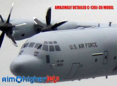 Custom airplane models for Military, Commercial and General Aviation. Over 800 models available for immediate delivery.