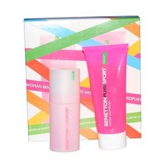 #Benetton Pure Sport for Women gift set @ Rs. 1,392