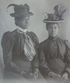Grace & Beauty | The Black Victorians | 1880s