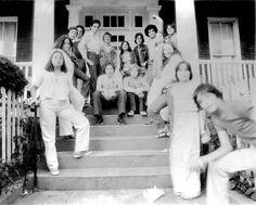 Brooklyn Stoop Hangout Fall 1976 by Whiskeygonebad, via Flickr