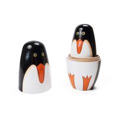 penguinryoshka(ペンギンリョーシカ)ペンギンのマトリョーシカ - フィルトエスティ | 家具 雑貨 ベビー用品 ギフト 通販 おもしろ雑貨 プレゼント