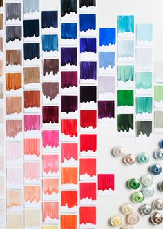 & Other Stories | A palette of nail colours.