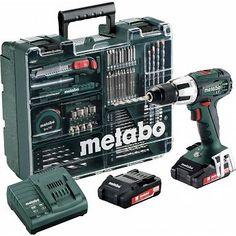"""Metabo 18-Volt-Akku-Schlagbohrmaschine """"SB 18 LT Set"""""""