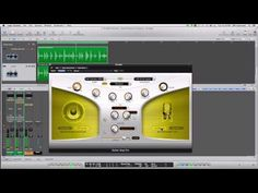 Bill Cammack processes drums with a guitar plug-in and blends them with the original source.