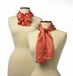 "Newport Silk Scarf - Orange (45""x8""), Price/piece"