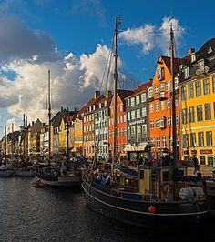 Copenhagen, Denmark (Nyhavn)