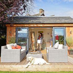 She sheds on pinterest garden sheds sheds and potting sheds for Garden shed perth