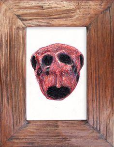 ebay series Handmade Monkey Ashtray  original by charleydarbo, $49.00