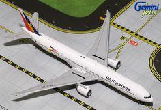 1/400 GeminiJets Philippines Airlines Boeing 777-300ER Diecast Model