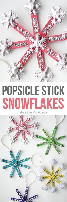 These popsicle stick