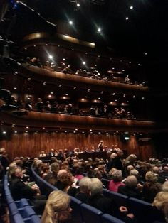 Wexford Opera House thoroughly deserves the designation of National Opera House…