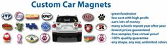 Get unique and attractive custom car magnets from SteelBerry.com. These car magnets are very useful in different ways nowadays. Custom Car Magnets, Custom Car Decals, Custom Cars, Business Branding, Fundraising, Messages, Unique, Car Tuning, Pimped Out Cars