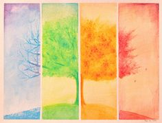 Four Seasons by Nicole Mastrodomenico