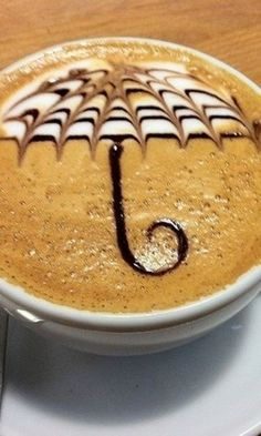Regentag. Kein Problem, es gibt ja Kaffee...~ ღ Skuwandi