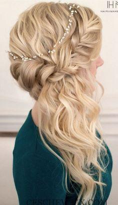 124 Besten Frisuren Bilder Auf Pinterest Hair Looks Hairstyle