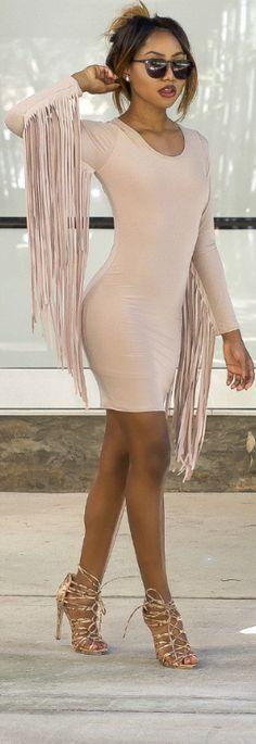 FRINGE BINGE / Fashion By Chrystal Saint Clair