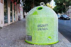 FRAGIL, Arte Urbano, Rato, Lissabon, Portugal, Foto: r2hox