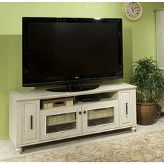 kathy ireland Office by Bush Furniture Volcano Dusk TV Stand