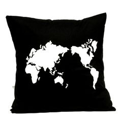 world pillow, no tutorial, but .. could try to find one @Jeanne Beaubien?