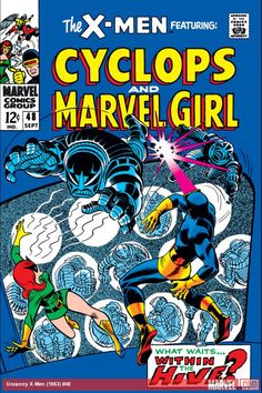 Uncanny X-Men (1963) #48