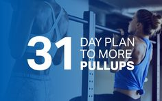 The 31-Day Plan to More Pullups