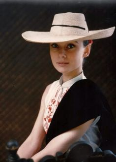 Audrey Hepburn photographed by Inge Morath, 1959