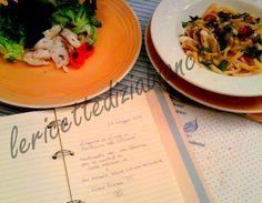 le ricette di zia bianca: Linguine con il Sugo del Merluzzo alla Eoliana
