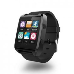 SmartQ Z-Watch | Wearable Device | Vandrico Inc