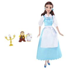 Disney Princess Belle and Character Friends Pack