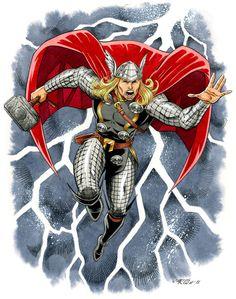 Thor by Chris Ring [©2011-2016 93cobra]