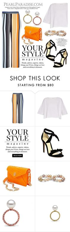 """Your style by Pearl Paradise"" by pearlparadise ❤ liked on Polyvore featuring River Island, Helmut Lang, Pussycat, Alexandre Birman and Tory Burch"