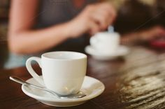Cup of Coffee by TravelStock on Creative Market