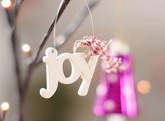 Xmas decoratingneed a JOY sign for the bear!!