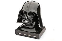 Darth Vader USB. #geeks #gifts #starwars #regalos