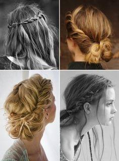 Easy hairstyles for dirty hair   Hair Stuff   Pinterest