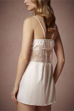 Dulce Lace Chemise in Sale at BHLDN