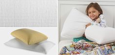 Enter for a chance to win one of 2 prizes. Each winner will receive a Copper infused Talalay Latex pillow ($125 Value)