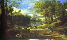 Image result for poussin painting