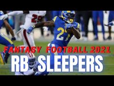 Biggest RB Sleepers in 2021| Fantasy Football Advice - YouTube Espn Fantasy Football, Fantasy Football Advice, Fantasy Football Rankings, Today Show, Baseball Cards, Youtube, Youtubers, Youtube Movies