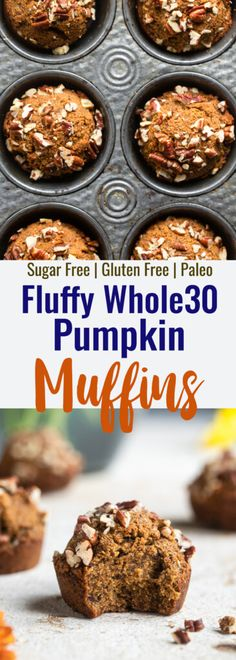 Healthy Muffin Recipes, Pureed Food Recipes, Healthy Baking, Real Food Recipes, Dessert Recipes, Healthy Snacks, Healthy Breakfasts, Keto Desserts, Healthy Eats