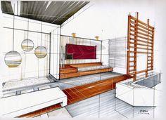 deviantART: More Like Living room marker by ~MaoUndo