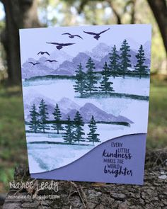 Techno Stamper: What inspires me Wednesdays--a look into what inspires me to get crafting.
