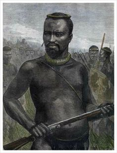 In 1879 in a strong show of resistance, a Zulu army under the leadership of King Cetshwayo at Isandhlawana defeated a force of 8,000 European soldiers...