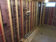 Basement remodeling can add lots of extra living space to your home but beware; basement water leakage could put a real damper on your hopes if not properly corrected. Basement Carpet, Basement Walls, Basement Bedrooms, Basement Flooring, Basement Bathroom, Basement Ideas, Basement Decorating, Basement Insulation, Walkout Basement