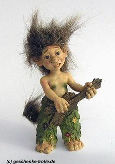 Kjell Tytterud  (guitarist ), original Norwegian forest troll (Tytter)