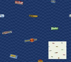 17 Amazing Disney Wallpaper Options For the Ultimate Disney Nursery - Cars